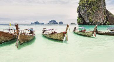 Example private tour: Paradise: Dream Beaches of Thailand