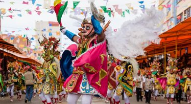 Example private tour: Bolivia: Color and History
