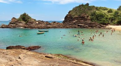 Example private tour: Brazil: Amazon Cruise, Beaches & Waterfalls