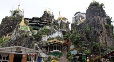 Empfohlene Individualreise, Rundreise: Kultur und Landschaften im Herzen Myanmars