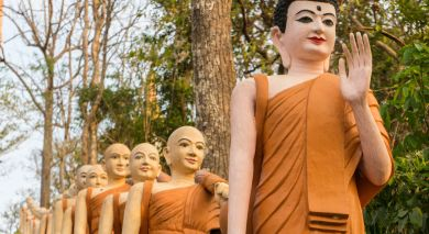 Example private tour: Cambodia's Ancient History and Heritage Sites