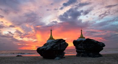 Example private tour: Culture & Landscapes in The Heart of Myanmar