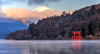 Example private tour: Japan: Pure Luxury