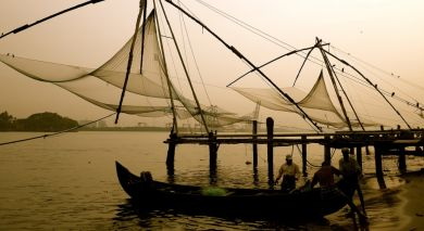 Example private tour: Highlights of Kerala and Dubai
