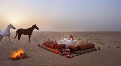 Example private tour: Surreal Sands: Dubai and Maldives