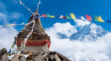 Example private tour: Classic Nepal for Beginners