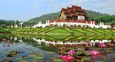 Example private tour: Assorted Treasures of Thailand
