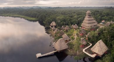 Example private tour: Ecuador –  Amazon, Mainland & Galapagos