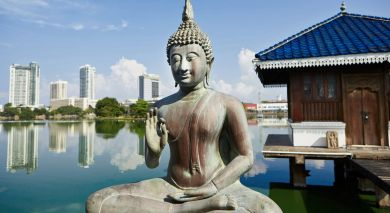 Example private tour: Ancient Wonders and Beaches of Sri Lanka