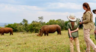 Example private tour: Atua Enkop Exclusive: Kenya Safari and Beach Break