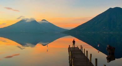 Empfohlene Individualreise, Rundreise: Guatemala Reise: Glitzernder See & schillernde Kultur