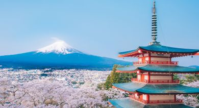 Empfohlene Individualreise, Rundreise: Japans verborgene Schätze