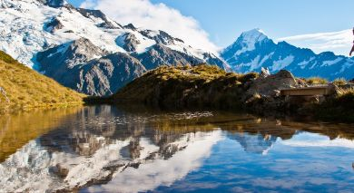 Example private tour: Classic New Zealand
