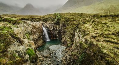 Example private tour: Overland Highlights of Scotland