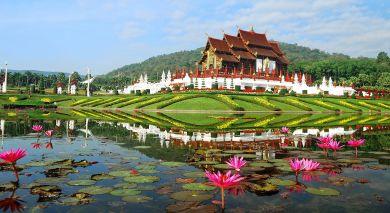 Empfohlene Individualreise, Rundreise: Thailand hautnah
