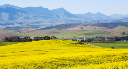 Destination Overberg in South Africa