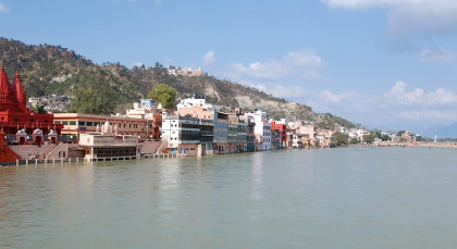 Haridwar in Himalaja