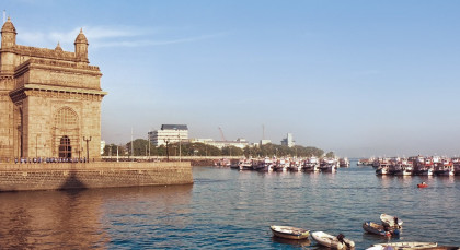 Destination Mumbai in Central & West India