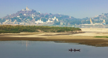 Destination Mandalay in Myanmar