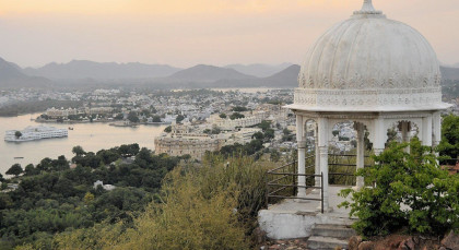 Udaipur in Nordindien