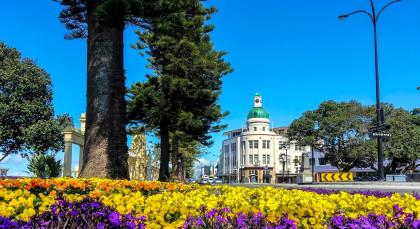 Napier in Neuseeland