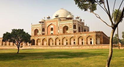 Delhi Nord de l'Inde
