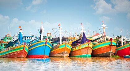Destination My Tho / Mekong Delta in Vietnam