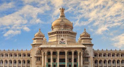 Bangalore in Südindien