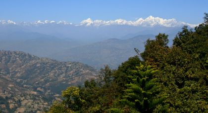 Destination Dhulikhel in Nepal