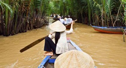 Can Tho / Mekong Delta in Vietnam