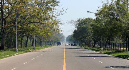Destination Chandigarh in North India