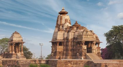 Destination Khajuraho in North India