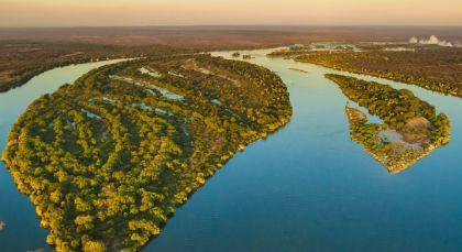 Reiseziel Lower Zambezi in Sambia