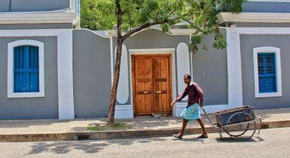 Pondicherry in Südindien