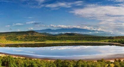 Reiseziel Queen Elisabeth in Uganda