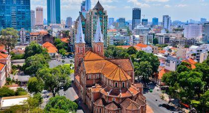 Ho Chi Minh City/Saigon Vietnam
