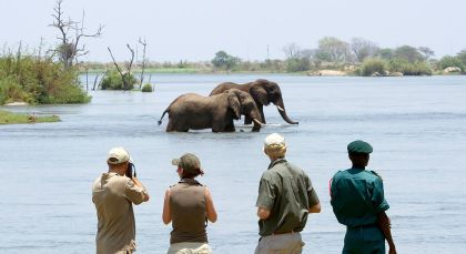 Destination Majete Wildlife Reserve in Malawi