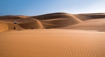 Reiseziel Swakopmund in Namibia