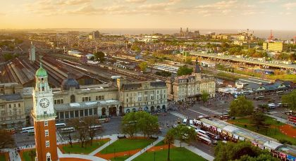 Destination Buenos Aires in Argentina