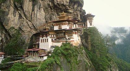 Bhutan Reisen in Asien
