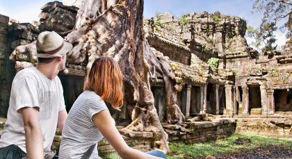 Destination Kompong Thom in Cambodia