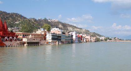 Reiseziel Haridwar in Himalaja