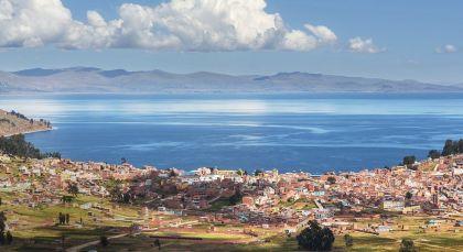 Reiseziel Copacabana in Bolivien