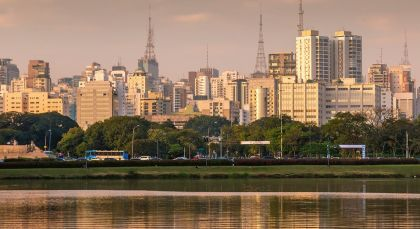 Destination São Paulo in Brazil