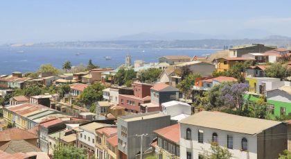 Reiseziel Valparaíso in Chile