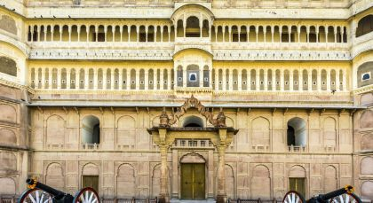 Destination Bikaner in North India