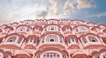 Reiseziel Jaipur in Nordindien