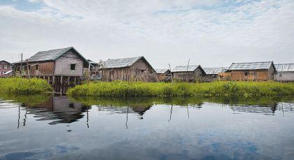 Reiseziel Inle See in Myanmar