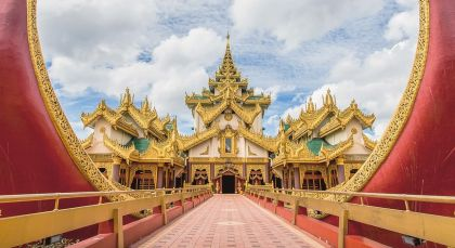 Destination Yangon in Myanmar