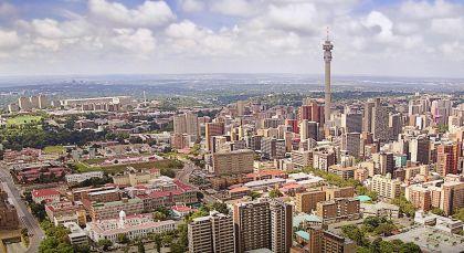 Reiseziel Johannesburg in Südafrika